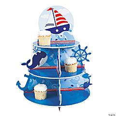 Little Sailor Cupcake Holder
