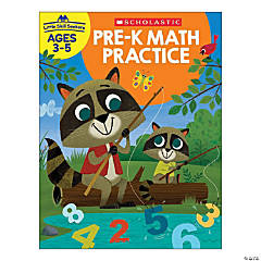 Little Skill Seekers: Pre-K Math Practice - Qty 6