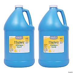 LittleMasters Tempera Paint Blue Gallon