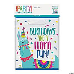 Llama Birthday Goody Bags