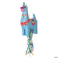 Llama Pull-String Piñata