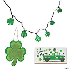 Loads of Luck St. Patrick's Day Decorating Kit