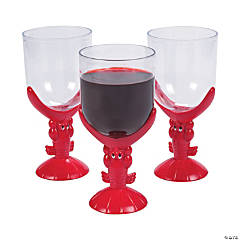 Lobster Drinking Glasses