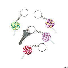 Lollipop Keychains