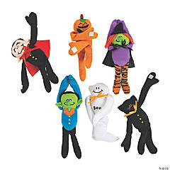 Long Arm Halloween Stuffed Characters