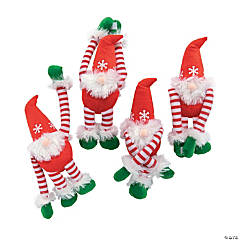 Long Arm Plush Christmas Gnomes