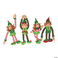 Long Arm Plush Elves