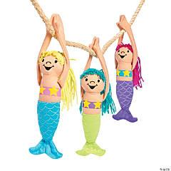 Long Arm Plush Mermaids