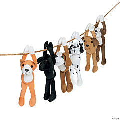 Long Arm Stuffed Dogs
