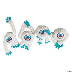 Long Arm Stuffed Yetis