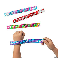 Lotsa Pops Bracelets - 24 Pc.