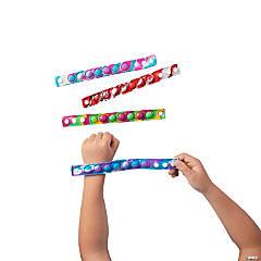Lotsa Pops Bracelets on Display Cards