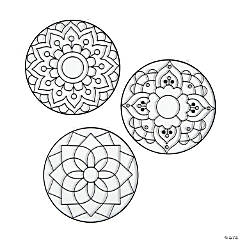Lotus Flower Jumbo Suncatchers