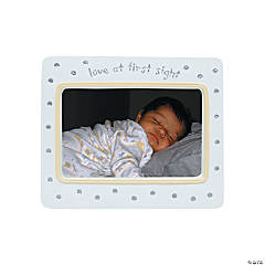 Love at First Sight Baby Picture Frame