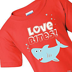 Love Bites Youth T-Shirt - Extra Small