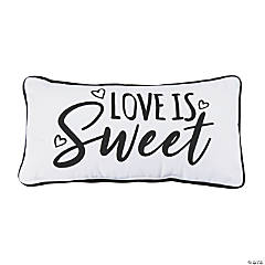 Love is Sweet Pillow Set