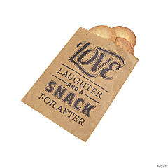 Love Laughter Treat Bags