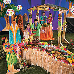 Luau Grand Event Party Supplies