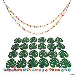 Luau Hibiscus Decorating Kit