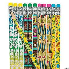 Luau Pencils - 24 Pc.