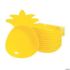 Luau Pineapple Bowls