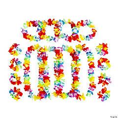 Luau Rainbow Lei Accessory Sets for 48