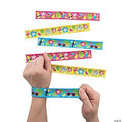 Luau Slap Bracelets