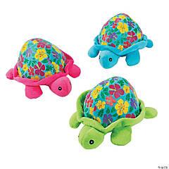 Luau Stuffed Turtles