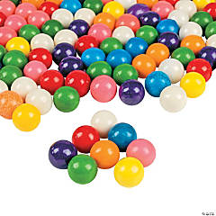 Machine-Size Gumballs