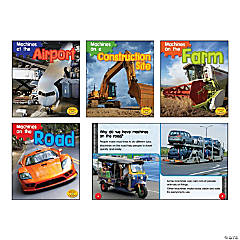 Machines at Work Booklets