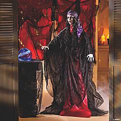Madame Misery Halloween Decoration
