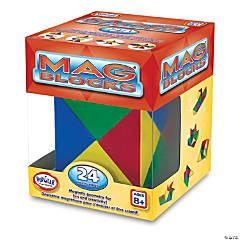 Mag-Blocks® 24-Piece Set
