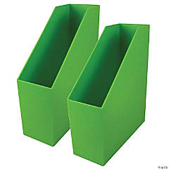 Magazine File - Lime, Pack of 2