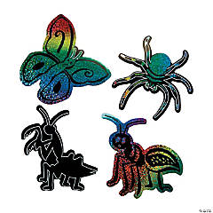 Magic Color Scratch Insects