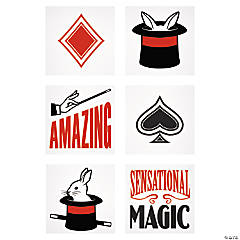Magic Party Tattoos