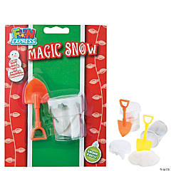Magic Snow Putty