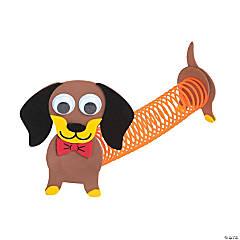 Magic Spring Dog Craft Kit