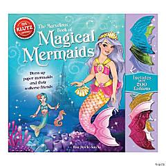 Magical Mermaids Book Kit