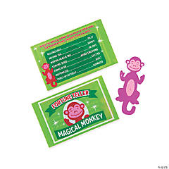 Magical Monkey Fortune Tellers