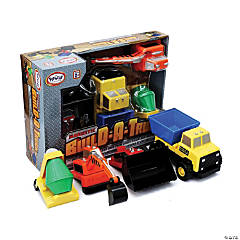Magnetic Build-a-Truck™ Construction Set