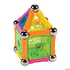 Magnetic Mini Building Blocks Set