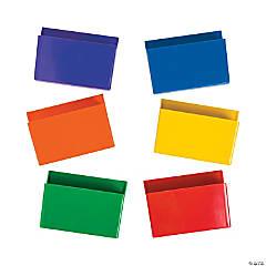 Magnetic Rainbow Storage Boxes