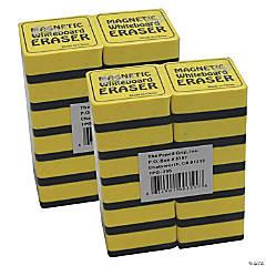 Magnetic Whiteboard Eraser, 2
