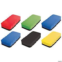 Magnetic Whiteboard Eraser, Pack of 6