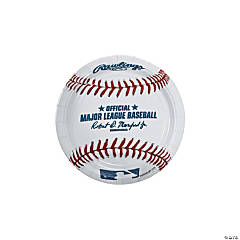 Major League Baseball™ Dessert Plates