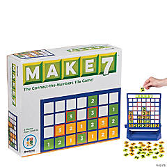 Make 7™ Connect-the-Numbers Tile Game