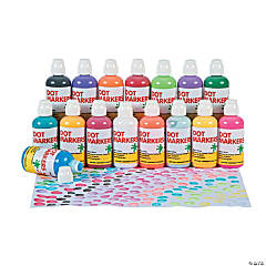 Make a Dot Markers Set
