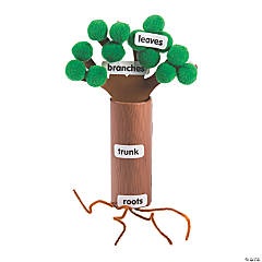 Make a Tree Science Craft Kit