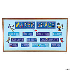 Maker Space Mini Bulletin Board Set