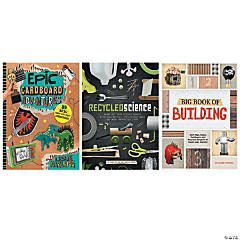 Makerspace Book Set
